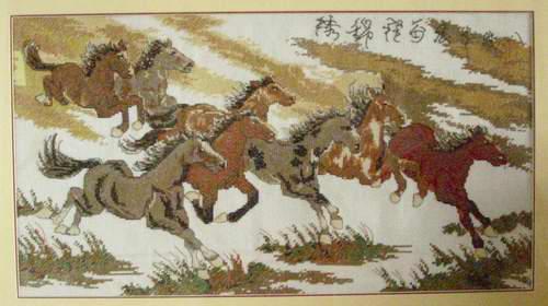 五谷粘贴画图片大全-北京妇女网